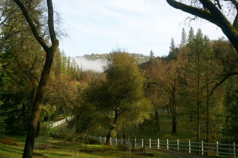 School of Creation, Grass Valley, retreat